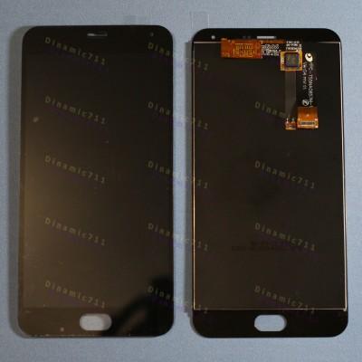 Оригинальный LCD экран и Тачскрин сенсор Meizu M2 Note модуль