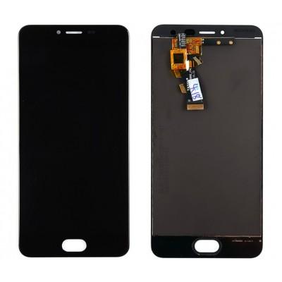 Оригинальный LCD экран и Тачскрин сенсор Meizu M3S модуль
