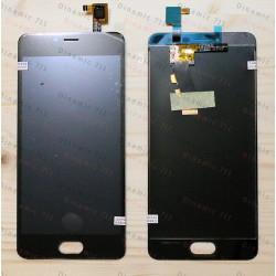 Оригинальный ЛСД экран и Тачскрин сенсор Meizu M3S модуль