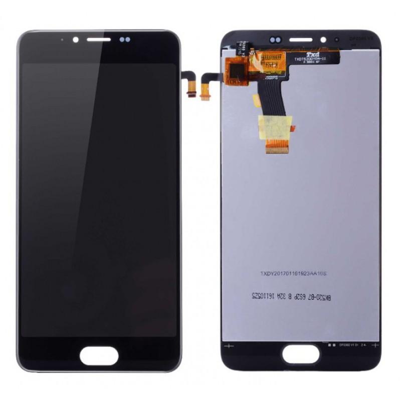 Оригинальный LCD экран и Тачскрин сенсор Meizu M5 (M611a) модуль