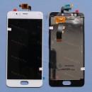 Оригинальный ЛСД экран и Тачскрин сенсор Meizu M5S модуль