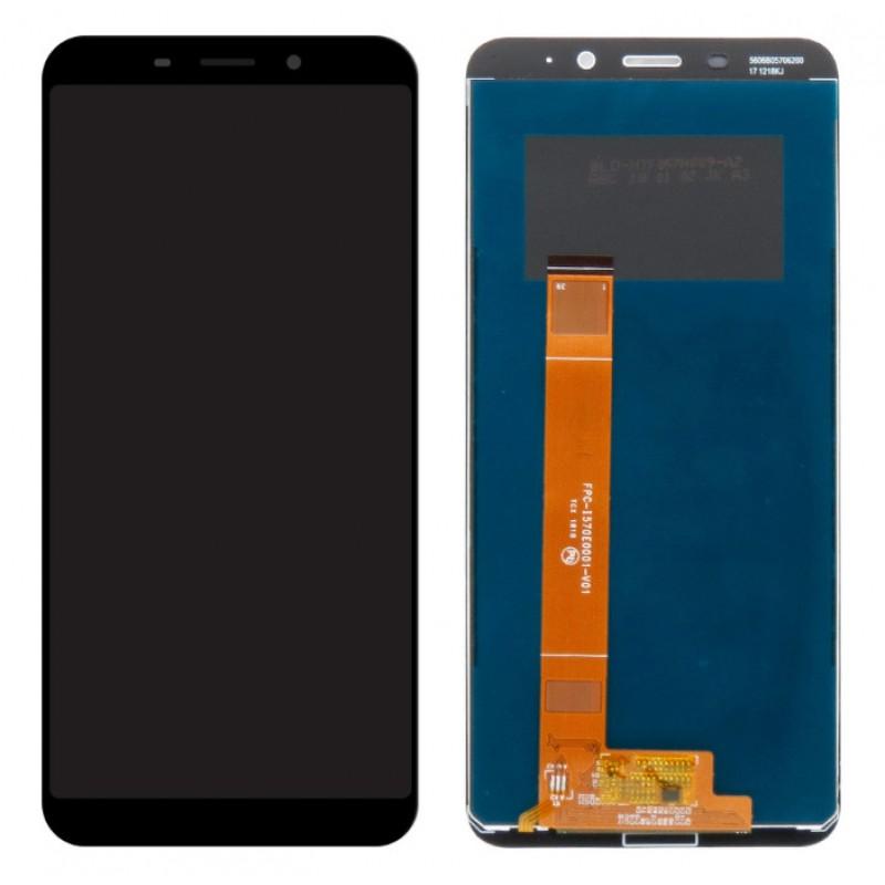 Оригинальный LCD экран и Тачскрин сенсор Meizu M6S модуль