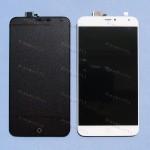 Оригинальный ЛСД экран и Тачскрин сенсор Meizu MX4 модуль