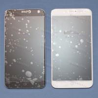 Оригинальный ЛСД экран и Тачскрин сенсор Meizu MX4 с рамкой модуль