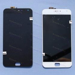 Оригинальный ЛСД экран и Тачскрин сенсор Meizu MX4 Pro модуль
