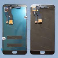 Оригинальный ЛСД экран и Тачскрин сенсор Meizu Metal модуль