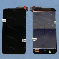 Оригинальный ЛСД экран и Тачскрин сенсор Meizu MX2 модуль