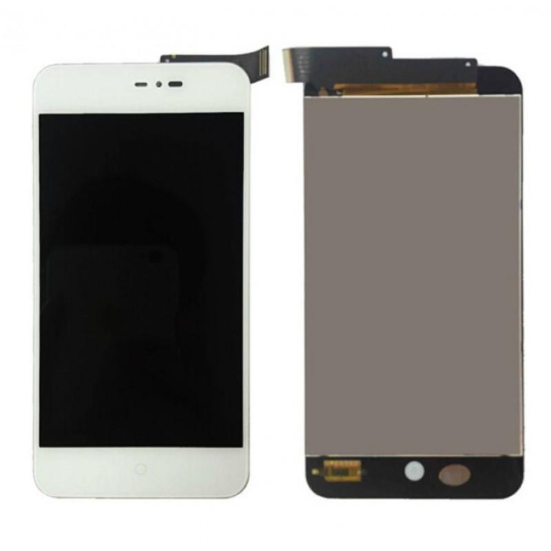Оригинальный LCD экран и Тачскрин сенсор Meizu MX2 модуль