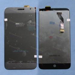 Оригинальный ЛСД экран и Тачскрин сенсор Meizu MX3 M055 MX065 модуль