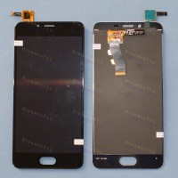 Оригинальный ЛСД экран и Тачскрин сенсор Meizu U10 модуль