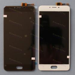 Оригинальный ЛСД экран и Тачскрин сенсор Meizu U20 модуль
