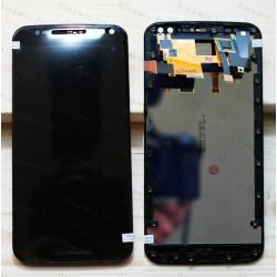 Оригинальный ЛСД экран и Тачскрин сенсор Motorola Moto X Style модуль с рамкой