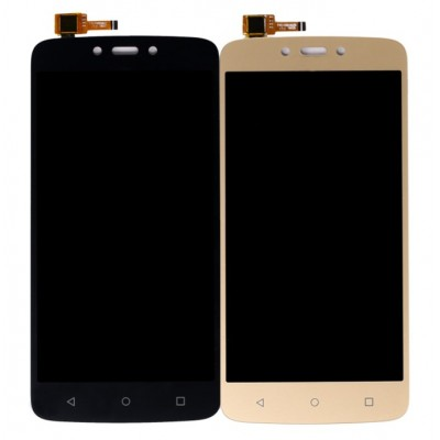 Оригинальный LCD экран и Тачскрин сенсор Motorola Moto C Plus XT1723 модуль