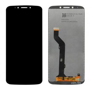Оригинальный LCD экран и Тачскрин сенсор Motorola Moto E5 Plus XT1924 модуль