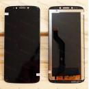 Оригинальный ЛСД экран и Тачскрин сенсор Motorola Moto E5 Plus XT1924 модуль