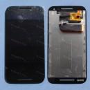Оригинальный ЛСД экран и Тачскрин сенсор Motorola Moto G3 модуль