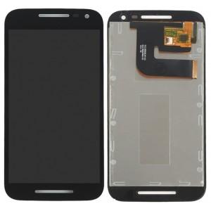Оригинальный LCD экран и Тачскрин сенсор Motorola Moto G3 модуль