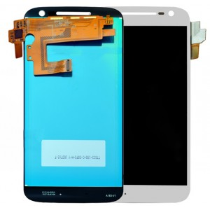 Оригинальный LCD экран и Тачскрин сенсор Motorola Moto G4 модуль