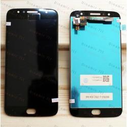 Оригинальный ЛСД экран и Тачскрин сенсор Motorola Moto G5s Plus XT1805 модуль