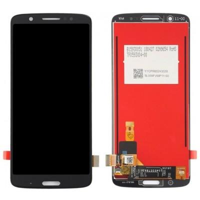 Оригинальный LCD экран и Тачскрин сенсор Motorola Moto G6 Plus XT1926 модуль
