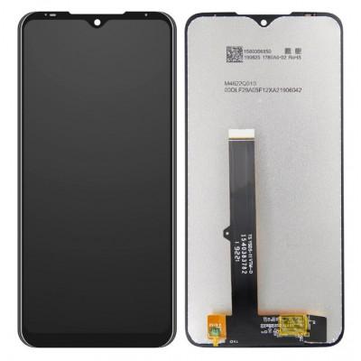 Оригинальный LCD экран и Тачскрин сенсор Motorola Moto G8 Play XT2015 модуль