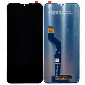 Оригинальный экран и тачскрин Motorola Moto G9 Play XT2083 модуль