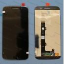 Оригинальный ЛСД экран и Тачскрин сенсор Motorola Moto M XT1663 модуль
