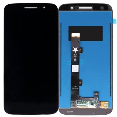 Оригинальный LCD экран и Тачскрин сенсор Motorola Moto M XT1663 модуль