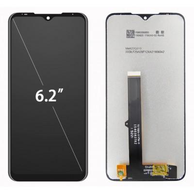 Оригинальный LCD экран и Тачскрин сенсор Motorola One Macro XT2016 модуль