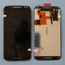 Оригинальный ЛСД экран и Тачскрин сенсор Motorola Moto X Style модуль (Original)