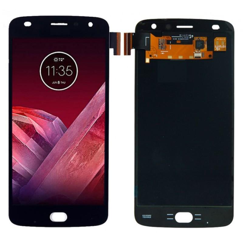 Оригинальный LCD экран и Тачскрин сенсор Motorola Moto Z2 Play XT1710 модуль
