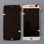 Оригинальный ЛСД экран и Тачскрин сенсор Motorola Moto Z Play XT1635 модуль