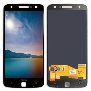 Оригинальный LCD экран и Тачскрин сенсор Motorola Moto Z XT1650 модуль