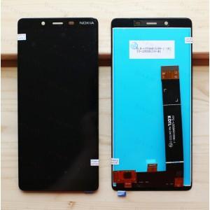 Оригинальный LCD экран и Тачскрин сенсор Nokia 1 Plus модуль