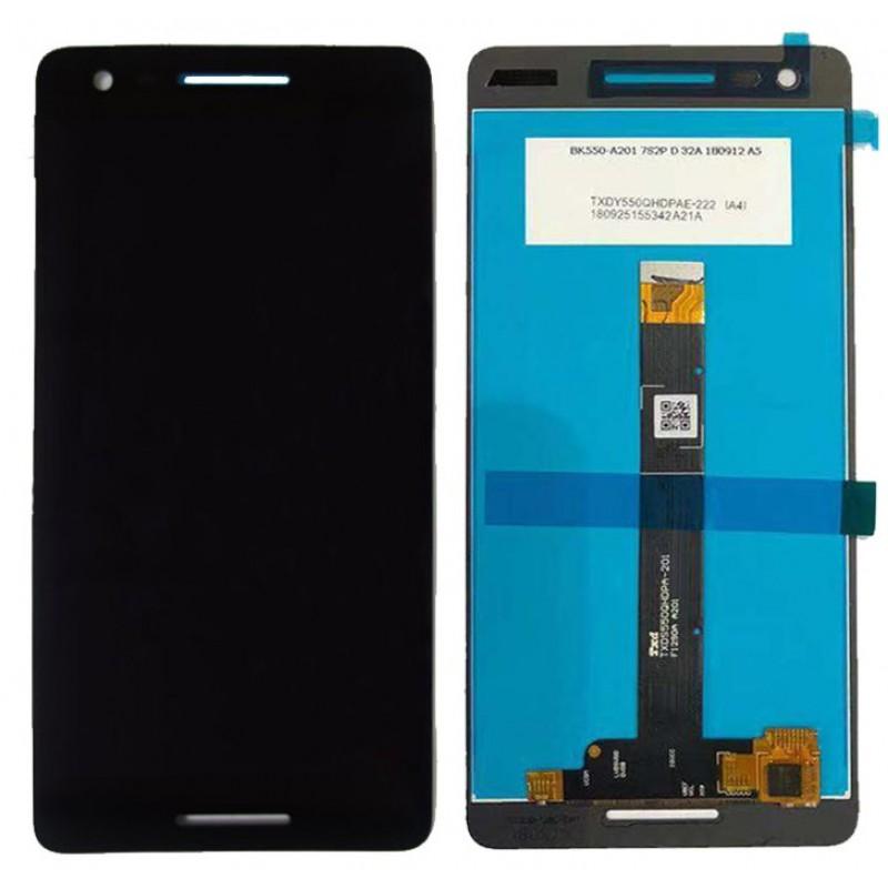 Оригинальный LCD экран и Тачскрин сенсор Nokia 2 2018 модуль