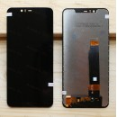 Оригинальный ЛСД экран и Тачскрин сенсор Nokia 5.1 Plus модуль