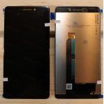 Оригинальный ЛСД экран и Тачскрин сенсор Nokia 6.1 модуль