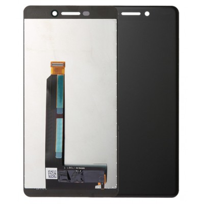 Оригинальный LCD экран и Тачскрин сенсор Nokia 6.1 модуль