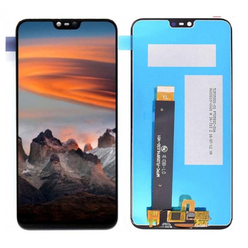Оригинальный LCD экран и Тачскрин сенсор Nokia 6.1 Plus модуль