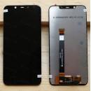 Оригинальный ЛСД экран и Тачскрин сенсор Nokia 7.1 Plus X7 модуль