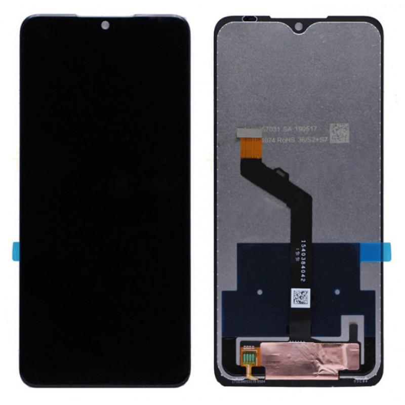 Оригинальный LCD экран и Тачскрин сенсор Nokia 7.2 2019 модуль