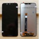 Оригинальный ЛСД экран и Тачскрин сенсор Nokia 8.1 2019 модуль