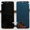 Оригинальный ЛСД экран и Тачскрин сенсор OnePlus 5T модуль