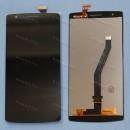 Оригинальный ЛСД экран и Тачскрин сенсор OnePlus One модуль