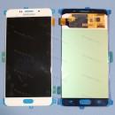 Оригинальный ЛСД экран и Тачскрин сенсор Samsung A710F Galaxy A7 модуль