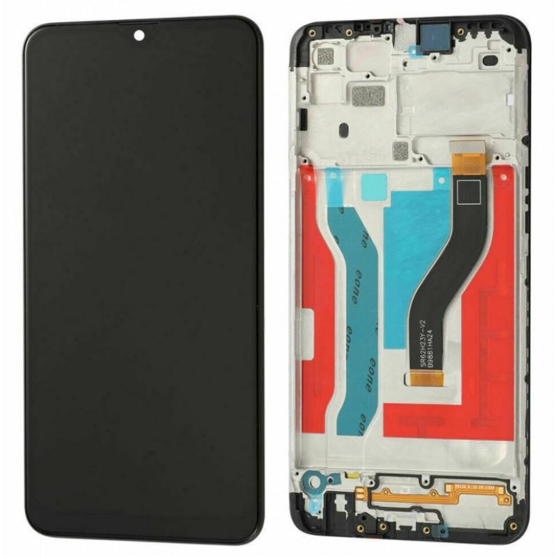 Оригинальный дисплей в рамке Samsung Galaxy A10s A107 (GH81-17482A)