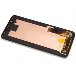Оригинальный LCD экран и Тачскрин сенсор Samsung Galaxy A6 A600 2018 модуль