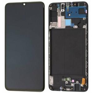 Оригинальный дисплей в рамке Samsung Galaxy A71 A715 GH82-22152A
