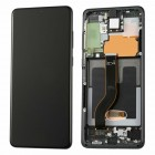 Оригинальный дисплей в рамке Samsung Galaxy S20 5G G980 G981 GH82-22123A, GH82-22131A
