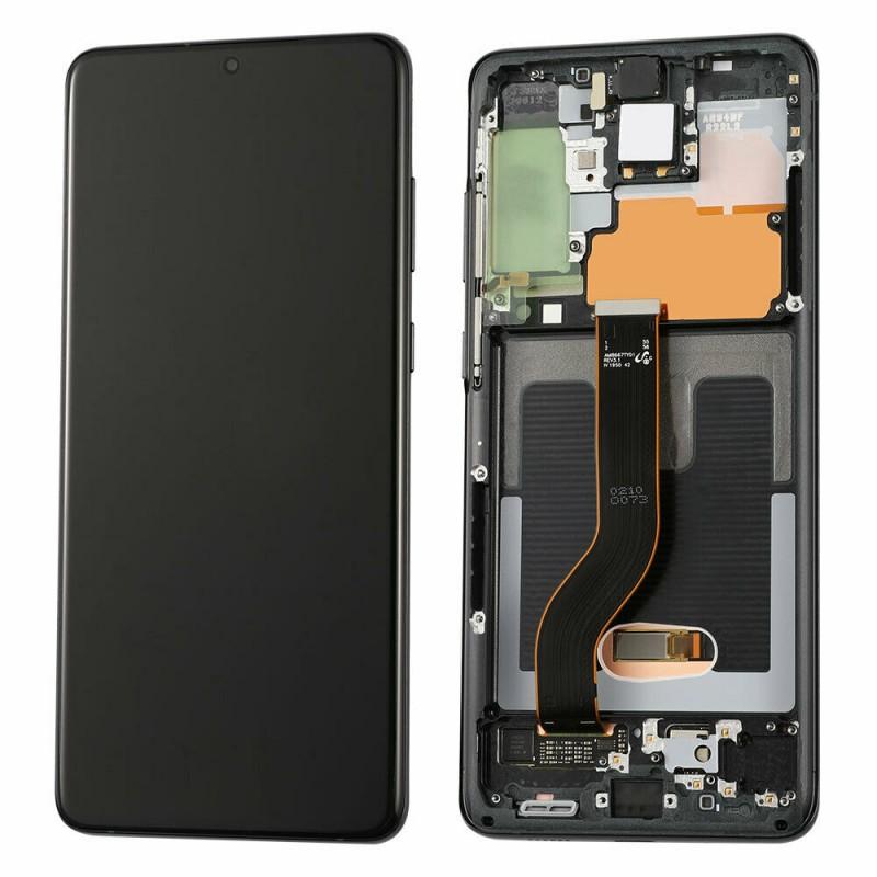 Оригинальный дисплей в рамке Samsung Galaxy S20 5G G980 G981 GH82-22123A, GH82-22131A
